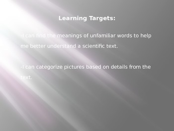 ENGAGENY- Expeditionary Learning Grade 4 Module 3A, Unit 1