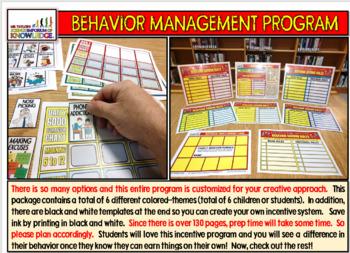 ENGAGING BEHAVIOR INCENTIVE AND MANAGEMENT PROGRAM