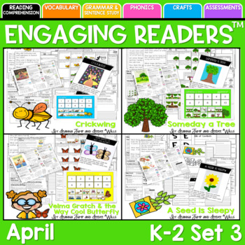 ENGAGING READERS 2ND GRADE: APRIL