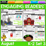 ENGAGING READERS 2ND GRADE: AUGUST
