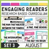 ENGAGING READERS 2ND GRADE: AUGUST