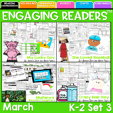 ENGAGING READERS 2ND GRADE: MARCH