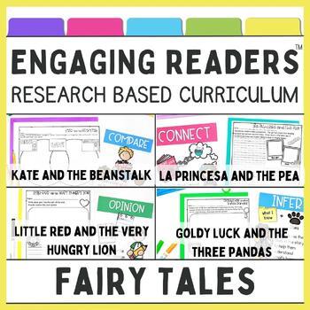 ENGAGING READERS  FAIRY TALES & FOLK TALES EDITION K-2