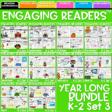 ENGAGING READERS:READING COMPREHENSION 2nd Grade BUNDLE