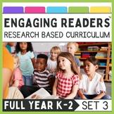 ENGAGING READERS:READING COMPREHENSION 2nd Grade BUNDLE