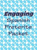 ENGAGING Spanish Preterite Packet - Creative Writing and U