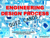 ENGINEERING DESIGN, Quiz Cards