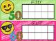 ENGLISH 100 day EMOJI countdown