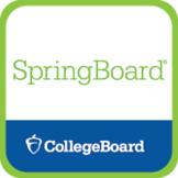 ENGLISH 2 Springboard 1.1