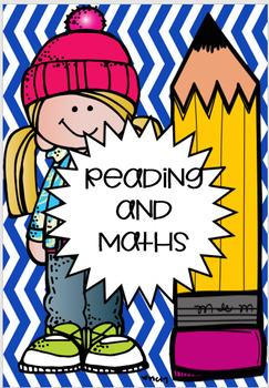 ENGLISH AND MATHS!