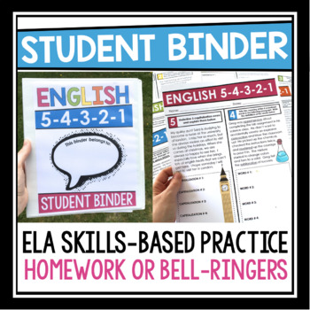 ENGLISH BELL RINGERS OR HOMEWORK: FULL YEAR