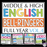 ENGLISH BELL RINGERS : VOLUME 4
