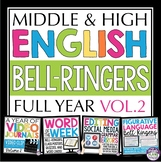 ENGLISH BELL RINGERS (VOL 2)