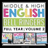 ENGLISH BELL RINGERS (VOL 2)