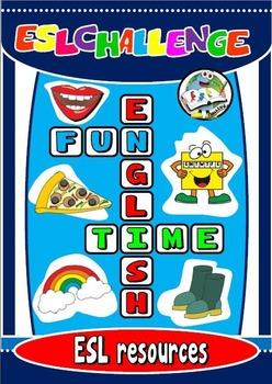 ENGLISH FUN TIME PACKAGE