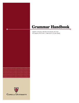 ENGLISH GRAMMAR FOR HIGHER EDUCATION