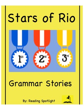 Grammar Sports Stories: The Stars of Rio