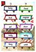 ENGLISH LITERACY:GRAMMAR: Loco- Sentence Trains Kit 02