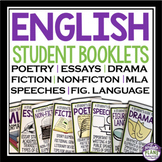 ENGLISH STUDENT REFERENCE HANDBOOKS