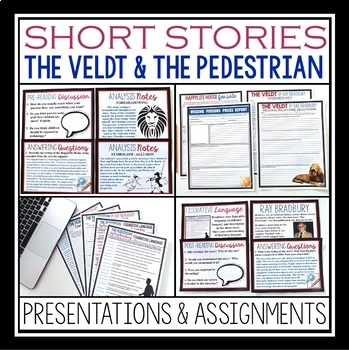 ENGLISH UNIT: SHORT STORIES, POETRY, NON-FICTION, & MORE (TECHNOLOGY)