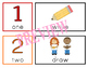 ENGLISH picture direction cards - 'Order of Operations' ic
