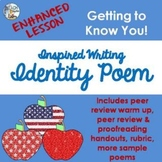 ENHANCED Identity Poem Lesson
