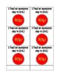 ENL Behavior Cards