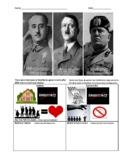 ENL History: Totalitarian Leaders Interwar (English and Spanish)