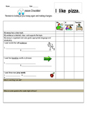 ENL Revision Checklist Common Core