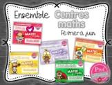 ENSEMBLE GRANDISSANT - Centres maths février à juin