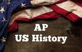 "ENTIRE APUSH PPT NOTES COLLECTION  (BONUS: ""APUSH Hall of"