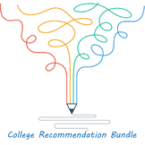 ENTIRE BUNDLE for RECOMMENDATION LETTERS (College, Scholar