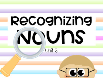 ENTIRE Noun Interactive PowerPoint!