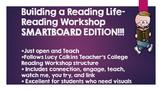 Launching Reading Workshop- UNIT 1- Lucy Calkins- SMART EDITION