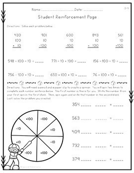 2ND GRADE MATH UNITS FOR THE ENTIRE YEAR MEGA BUNDLE