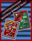 "ENTREPRENEURSHIP (BUNDLE) Parts 1&2 ""Create and Enhance YOUR Student Business"