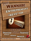 "ENTREPRENEURSHIP - KEY 15 – ""Showcase YOUR Business! Network …"""