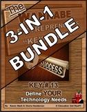 ENTREPRENEURSHIP - KEY 13: Define Your Technology Needs 3-in-1 BUNDLE