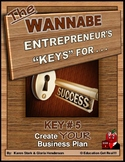 "ENTREPRENEURSHIP - KEY 5 – ""Create Your Business Plan"""