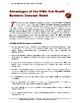 "ENTREPRENEURSHIP – MBA: Get Real!!!  Part 1  Section #1 ""I"