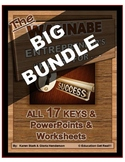 "ENTREPRENEURSHIP:  ""The WANNABE Entrepreneur's Keys for Success"" BIG BUNDLE"