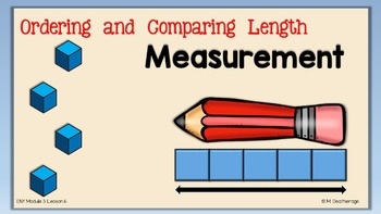 ENY Engage New York First Grade Math Measurement Module 3 Lesson 6 ppt