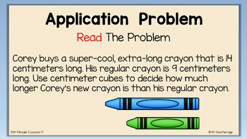 ENY Engage New York ppt First Grade Math Module 3 Lesson 9