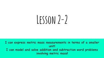 ENY Grade 4 Module 2 Lesson 2