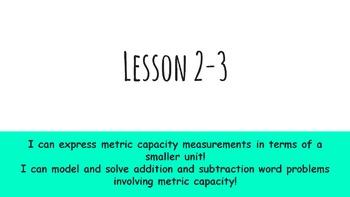 ENY Grade 4 Module 2 Lesson 3