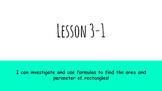 ENY Grade 4 Module 3 Lesson 1