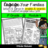 Engage New York Math Letters and Games: First Grade, Module 4