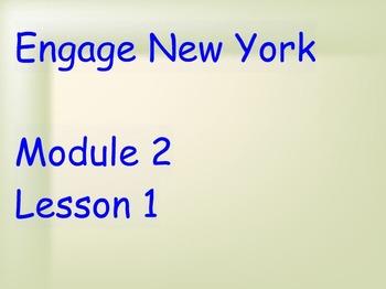 ENY Module 2 Lesson 1