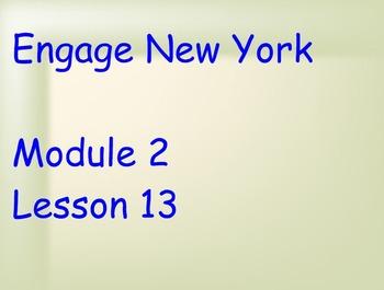 ENY Module 2 Lesson 13