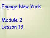 ENY Module 2 Lesson 13
